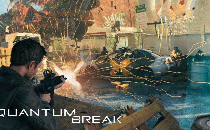Quantum Break(クォンタムブレイク)の感想